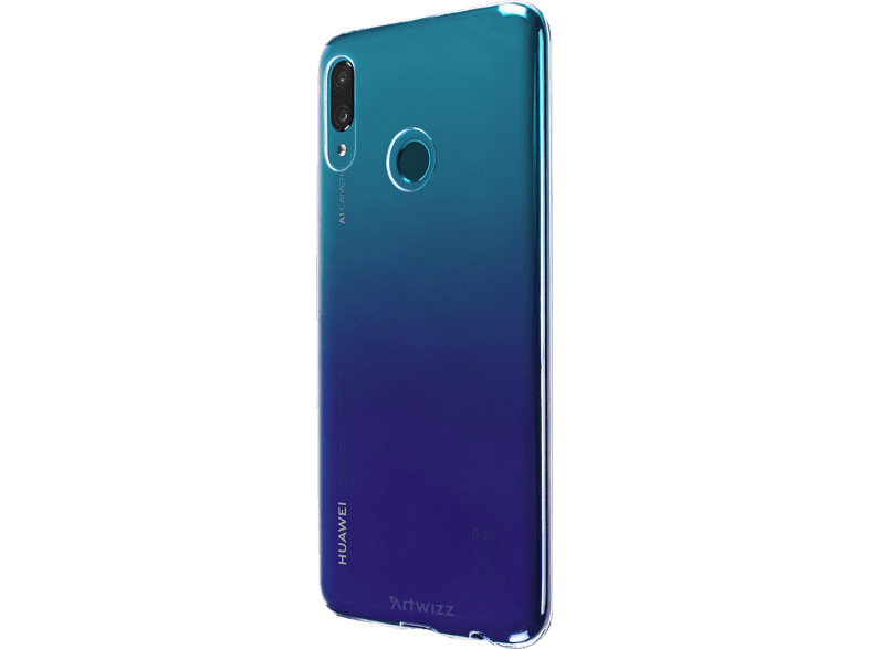 ARTWIZZ NoCase , Backcover, Huawei, P Smart (2019), Thermoplastisches Polyurethan, Transparent