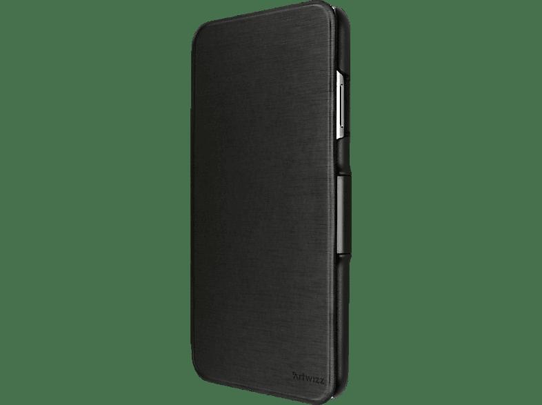 ARTWIZZ SmartJacket Pro , Bookcover, Apple, iPhone XS Max, Polycarbonat, Titangrau