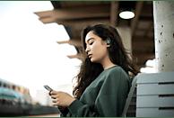 SKULLCANDY Push, In-ear True-Wireless-Kopfhörer Bluetooth Dunkelgrün