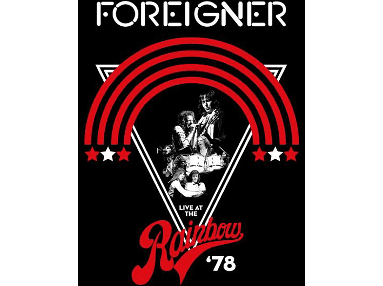 Foreigner - Live At The Rainbow '78 [Vinyl]