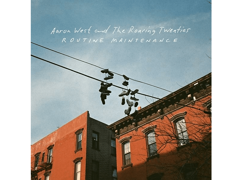 Aaron West, The Roaring Twenties - Routine Maintenance (Vinyl) [Vinyl]