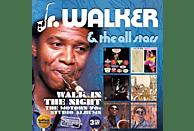 Jr.Walker & The All Stars - Walk In The Night-Motown 70s Albums (3CD Boxset) [CD]