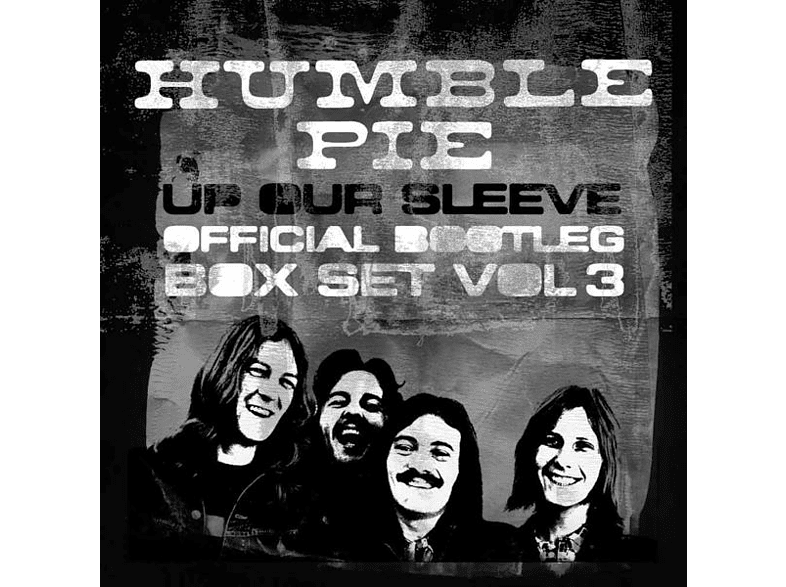 Humble Pie - Up Our Sleeve-Live 1972-73 (5CD Boxset) [CD]