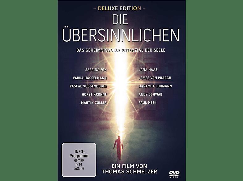 Die Übersinnlichen - Das geheimnisvolle Potenzial der Seele [DVD]