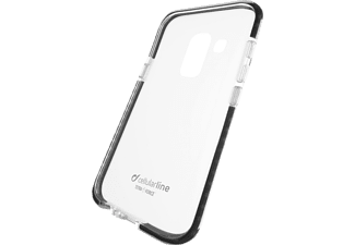 CELLULARLINE Cover Tetra Force Shock Twist Galaxy J6 (2018) Transparent (TETRACGALJ618T)