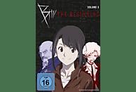 B: The Beginning Vol.3+Sammelschuber (Limited E [DVD]