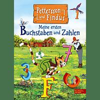Petterson und Findus: Meine ersten Buchstaben und Zahlen