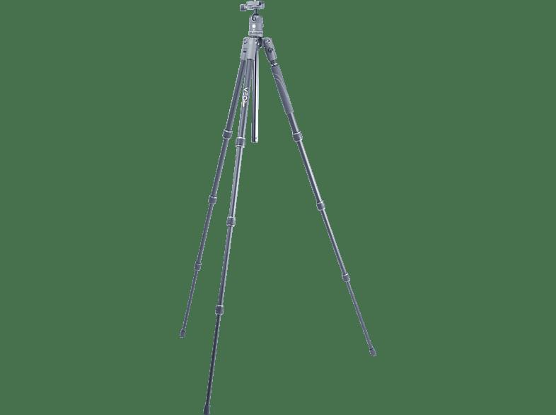 VANGUARD VEO2S 204 AB Alustativ  Stativ, Schwarz, Höhe offen bis 1090 mm