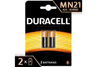 DURACELL Specialty Alkaline MN21 Batterie, 2er Pack (A23/3LR50)