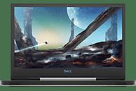 DELL G5 5590, Gaming Notebook mit 15.6 Zoll Display, Core™ i7 Prozessor, 8 GB RAM, 1 TB HDD, 256 GB SSD, GeForce® GTX 1050 Ti, Schwarz/Weiß