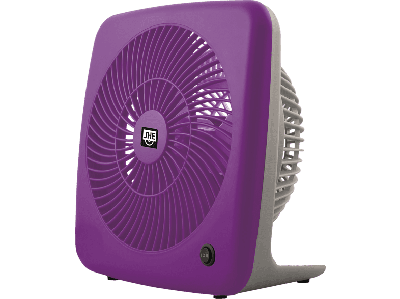 SHE 18WM1916 Windmaschine Violett (30 Watt)