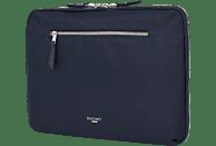 "KNOMO Tech Organiser mit gepolstertem Laptop- und Tabletfach Tablethülle, Full Cover, 13"", Dunkelblau"