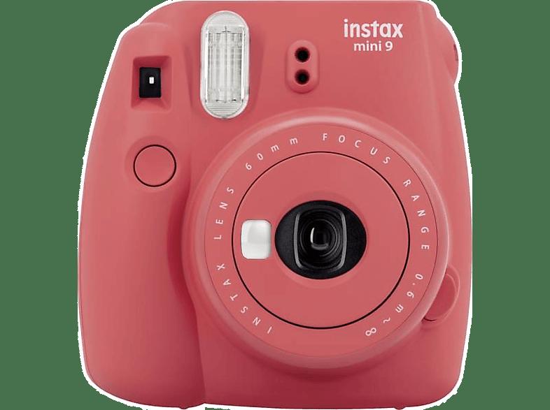 FUJI Instax Mini 9 Poppy Red (B13085)