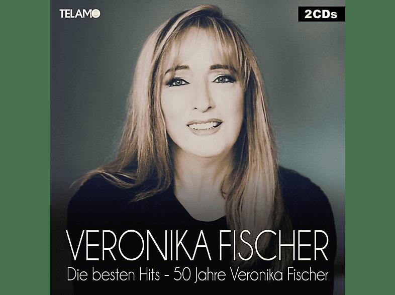Veronika Fischer - Die besten Hits-50 Jahre Veronika Fischer [CD]