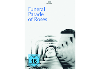 Funeral Parade of Roses DVD