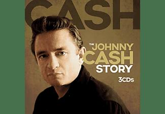 Johnny Cash - The Johnny Cash Story  - (CD)