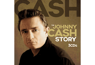 Johnny Cash - The Johnny Cash Story - (CD)