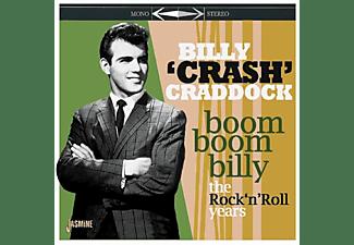 Billy Crash Craddock - Boom Boom Billy  - (CD)