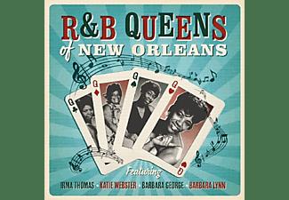 Irma Thomas, Katie Webster, Barbara George, Barbara Lynn - R & B Queen Of New Orleans  - (CD)