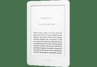 KINDLE Kindle eReader 8GB Weiß (2020)  8 GB eBook Reader Weiß