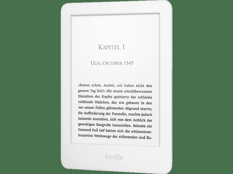 KINDLE 6 2019  4 GB  eBook Reader Weiß