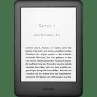 KINDLE Kindle eReader 8GB Schwarz (2020)  8 GB eBook Reader Schwarz