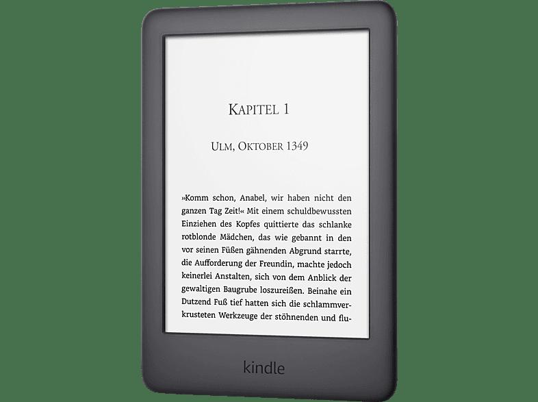 KINDLE Kindle 6 2019  4 GB  eBook Reader Schwarz