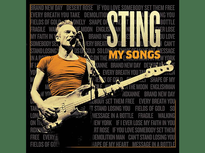 Sting - MY SONGS [Vinyl]