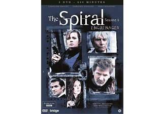 The Spiral: Serie 5 - DVD