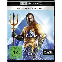 Aquaman [4K Ultra HD Blu-ray]