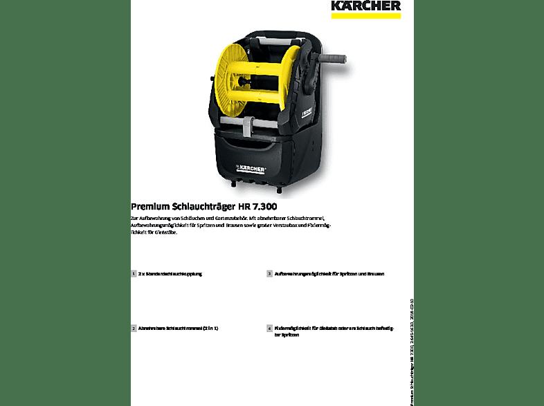 KÄRCHER 2.645-163.0 Premium HR 7.300 Schlauchträger