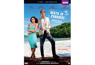 Death in Paradise: Series 5 - DVD