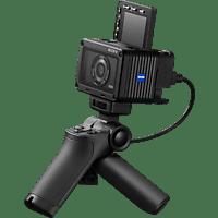 SONY DSC-RX0 M2 Zeiss + Aufnahmegriff (VCT-SGR1) Digitalkamera Schwarz, 15.3 Megapixel, TFT-LC, WLAN