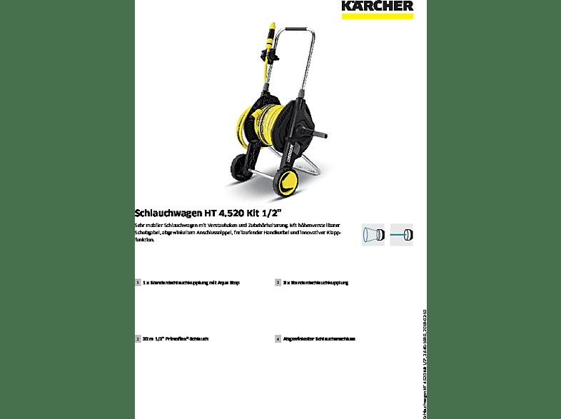 KÄRCHER 2.645-168.0 Schlauchwagen