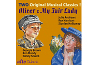 Original London & Broadway Cast - Oliver & My Fair Lady [CD]