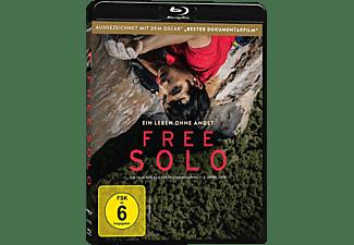 Free Solo Blu-ray
