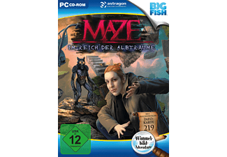 Maze: Im Reich der Albträume - [PC]