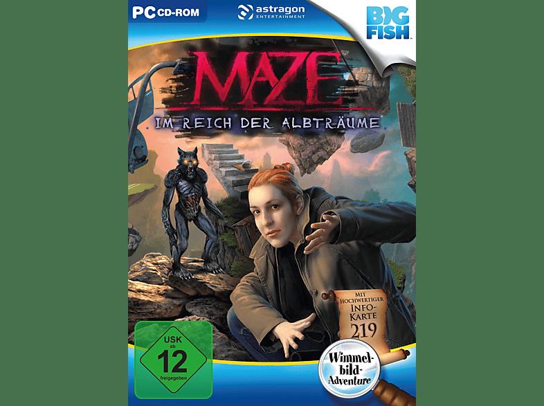 Maze: Im Reich der Albträume [PC]