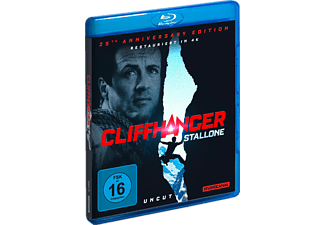 Cliffhanger-25th Anniversary Edition Blu-ray
