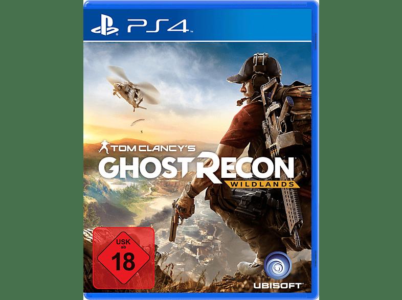 Tom Clancy's: Ghost Recon Wildlands [PlayStation 4]