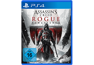 Assassin's Creed Rogue Remastered für PlayStation 4