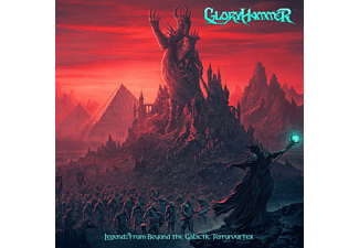 Gloryhammer - Legends From Beyond The Galactic Terrovortex CD