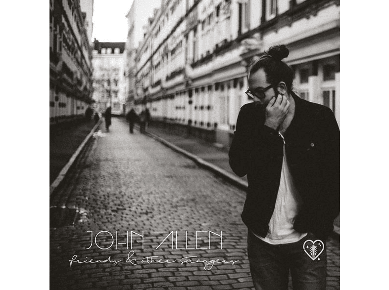 John Allen - Friends & Other Strangers [Vinyl]