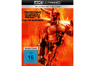 Hellboy - Call of Darkness [4K Ultra HD Blu-ray + Blu-ray]