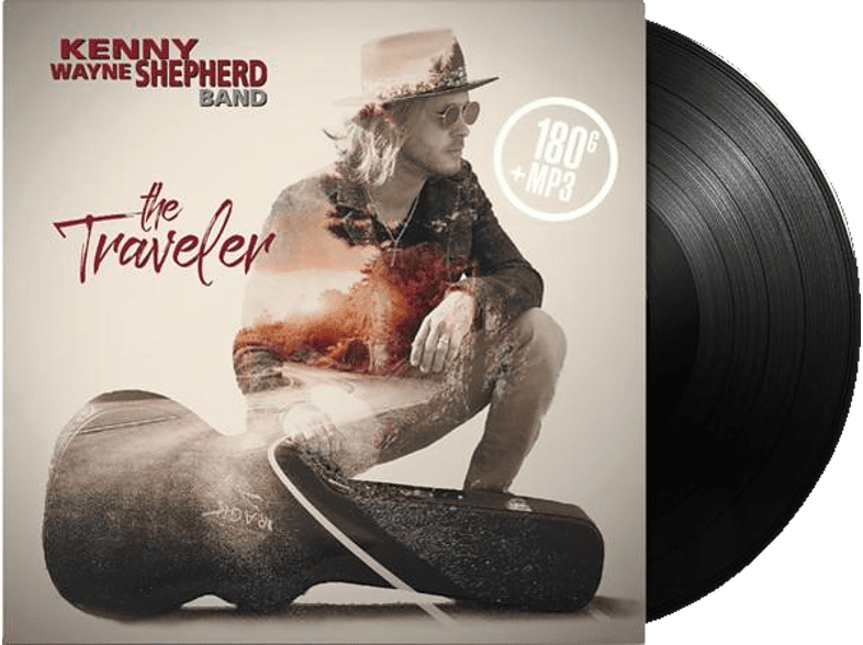 The Kenny Wayne Shepherd Band - The Traveler (180 Gr.Black Vinyl+MP3) [LP + Download]