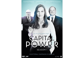 Capital Power: Season 1 - DVD