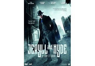 Jekyll & Hyde: The Complete Season 1 - DVD