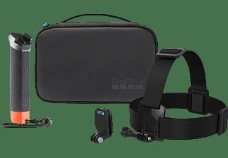 GOPRO AKTES-001 ADVENTURE KIT, Abenteuer Kit, Schwarz, passend für alle HERO Kameras
