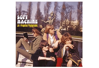 Soft Machine - Jet Propelled Photographs Vinyl