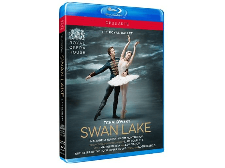VARIOUS - Swan Lake [Blu-ray]